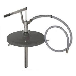 Grease reservoir filler pump for 20L drums, lid 285-330mm, Orion