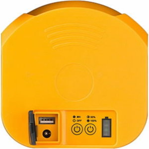 Spare Li-Ion battery 7,4V/10.400mAh for 1171430/1171433 1171430/1171433, Brennenstuhl