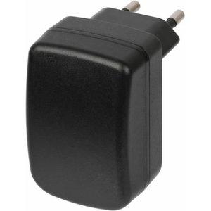 Lādēšanas adapteris  100-240V USB 2A