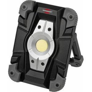 Prožektors LED MLCA110M uzlādējams+powerbank IP54 10W 1000lm, Brennenstuhl