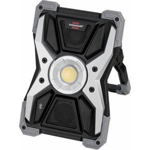 Töövalgusti LED RUFUS 3010 MA laetav/Bluetooth kõlar 3000lm, Brennenstuhl