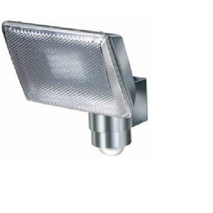 Power LED Lamp L2705 IP 44 with PIR sensor 27x0,5W, Brennenstuhl