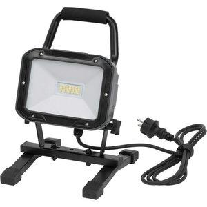 Darba lampa LED 20W 1720lm 220V 2m kabelis IP54 ML DN 2806 S, Brennenstuhl