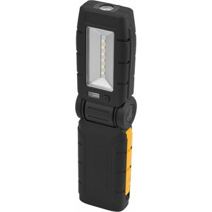 Käsivalgusti laadimisalusega 6+1 LED HL DA 61 MH, Brennenstuhl