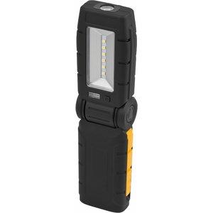 käsivalgusti laadimisalusega 6+1 LED HL DA 61 MH