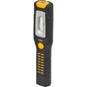 Darba lampa LED HL2 DA 61 M3H2 USB uzlādējama IP20 300/100lm, Brennenstuhl