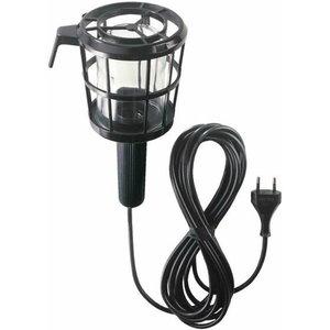 Safety inspection lamp 5m H05RN-F 60W E27 IP20, Brennenstuhl