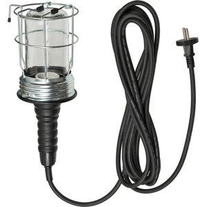 Handlamp 5m H05RN-F  60W E27, Brennenstuhl