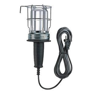 Handlamp 20W=60W 10m wire basket, Brennenstuhl