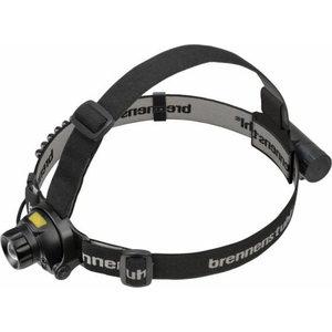 Žibintuvėlis ant galvos LED SL 400 AF USB  IP44 400lm LI-ion, Brennenstuhl