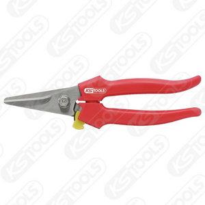 Universal shear, 190mm, self opening, KS Tools