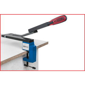 Manual guillotine shears 250mm, up to 1,5mm, KS Tools