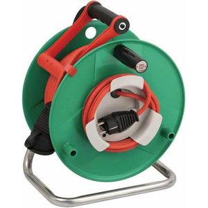 Garant G Bretec IP44  cable reel 48 + 2m AT-N05V3V3-F3G1,5, Brennenstuhl