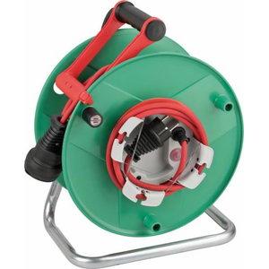 Cable reel 38+2m AT-N05V3V3-F3G1.5 Garant G Bretec IP44, Brennenstuhl