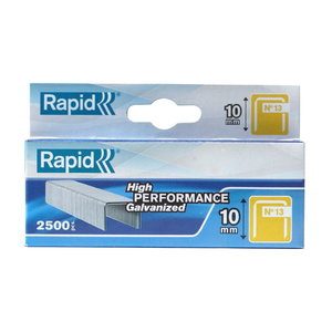 Staples 13/10 2,5m, Rapid