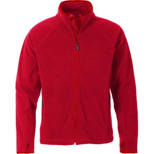 Fleece jacket 1498 Women red 2XL, Acode