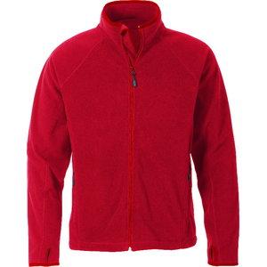 Fleece jacket 1498 Women red L