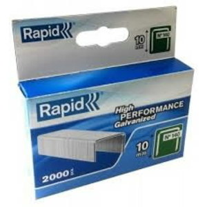 Staples 140/10 2000pcs, Rapid
