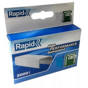 Staples 140/14 2000pcs, Rapid