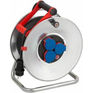 Garant S IP44 cable reel 50m AT-N05V3V3-F 3G1,5 black, Brennenstuhl