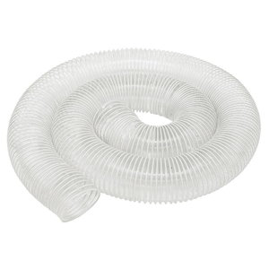 PVC- vamzdis, 100 mm (4 m)