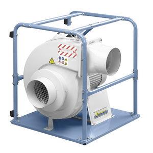 Radiālais ventilators SF 3000 B, Bernardo