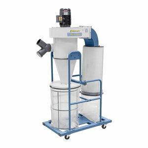 Dust extractor RLA 1500 / 400 V, Bernardo