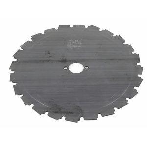 Pjūklas miško valymui 225x25,4x1,8mm; 24d, EuroGarden