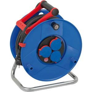 Cable reel plastic 40m 3VDE RR 3x2.5 Garant IP44, Brennenstuhl
