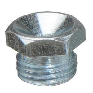 määrdenippel 6mm Flush