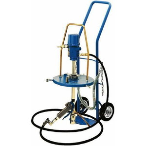 Mobile grease unit for 25kg drum, Orion