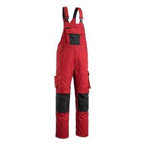Bib-trousers Augsburg light red 82C46, Mascot