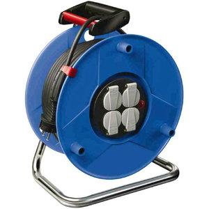 Extension Socket Garant cable reel 25m H05VV-F 3G1,5, Brennenstuhl