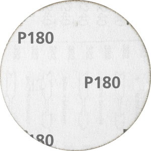 Šķiedrdisks ar līplenti d-125mm P180 Velcro Compact Grane  K