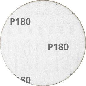 Šķiedrdisks ar līplenti d-125mm P180 Velcro Compact Grane  K KK731, Pferd