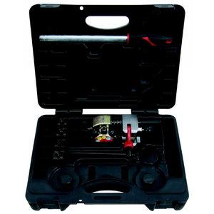 Brake pipe flaring tool set 14-pcs, imperial, KS Tools