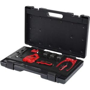 Piduritorude valtsimise kmpl 4,75/ 5/ 6mm universaalne 16osa, KS Tools