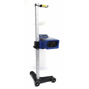 Tulede stend laserkiirega HBT 12240 D/L2/V, Tecnocolor