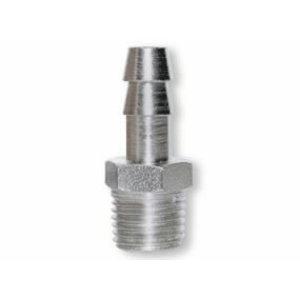 Šļaukas savienojums 6 mm - ārējais 1/4, GAV