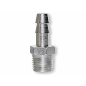 Šļaukas savienojums 10 mm - ārējais 3/8, GAV