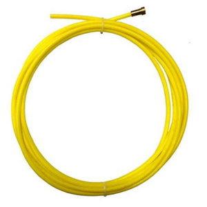 Teraskõri kollane Abimig 250-501, MB25-501 1,4-1,6mm 4,0m, Binzel