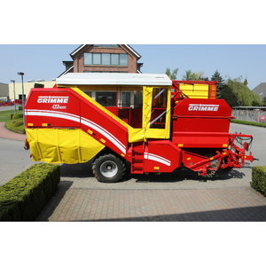Potato harvester  SE 75-55 UB, Grimme
