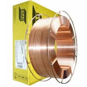 Welding wire OK Autrod 12.51 1.0mm 18kg, Esab