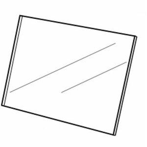 Išorinis apsauginis stikliukas skydeliui 10V (2vnt.) 10V, Speedglas 3M