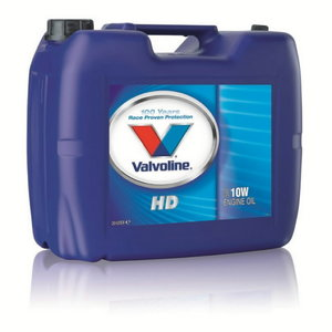 Motoreļļa VALVOLINE HD SAE 10W 20L, Valvoline