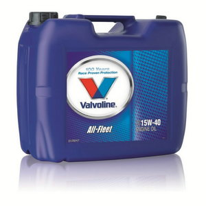 Motoreļļa All Fleet 15W40 20L, Valvoline