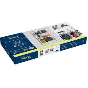 Shelving System S450-1700, Raaco