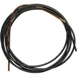 Söe-teflonkõri Abimig 150-501,MB15-501 must 1,0-1,2mm 4m, Binzel