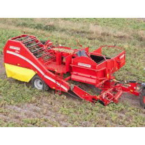 Potato harvester GRIMME SE 140, Grimme