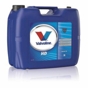 Mootori ja kk õli VALVOLINE HD SAE30 20L, Valvoline